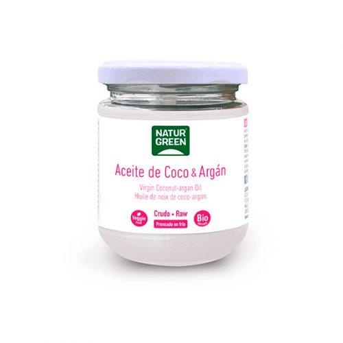 Naturgreen Aceite de Coco argan Bio 200 gr