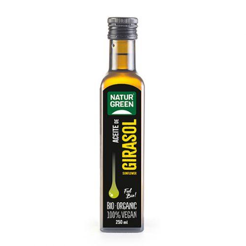 Naturgreen Aceite de Girasol Bio 250 ml