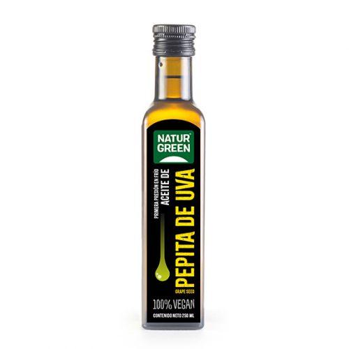 Naturgreen Aceite de Pepita de Uva Bio 250 ml