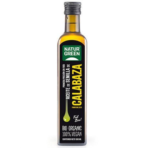 Naturgreen Aceite de Semilla de Calabaza Bio 500 ml