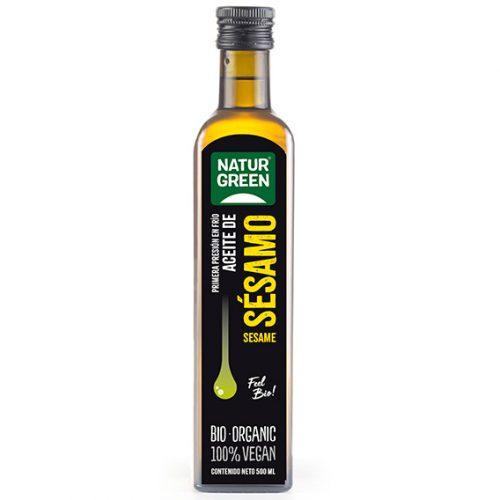 Naturgreen Aceite de Sésamo Bio 500 ml
