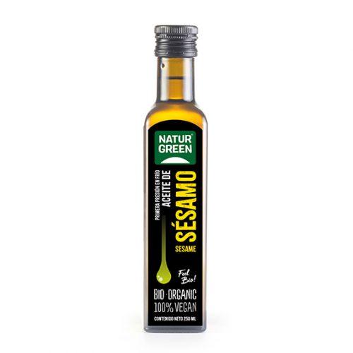 Naturgreen Aceite de Sésamo Bio 250 ml