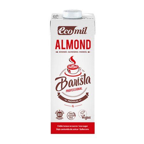 Ecomil Barista Bebida Almendra Bio 1 L