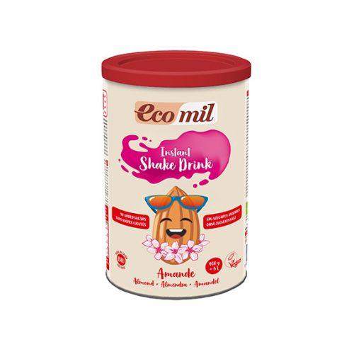 Ecomil Bebida Almendra Bio Nature en Polvo 400 gr(Sin Azúcar)