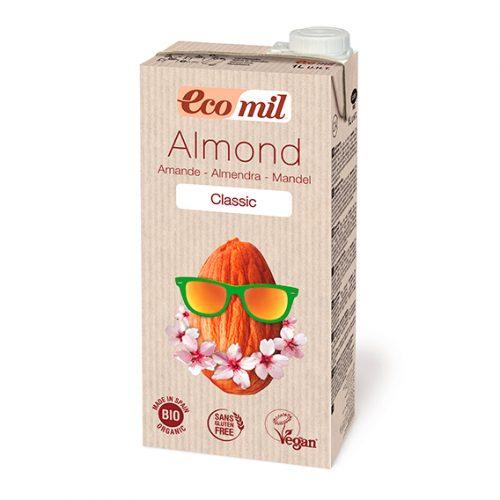 Ecomil Bebida Almendra Classic Bio 1 lt