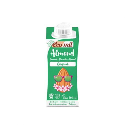 Ecomil Bebida Almendra Bio 200 ml