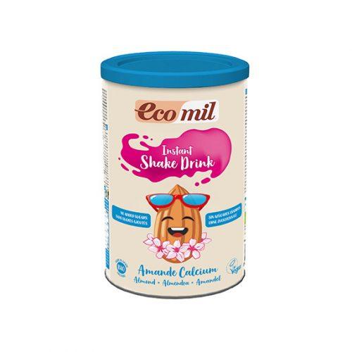 Ecomil Bebida Almendra Nature Calcio en Polvo 400 gr (Sin Azúcar)