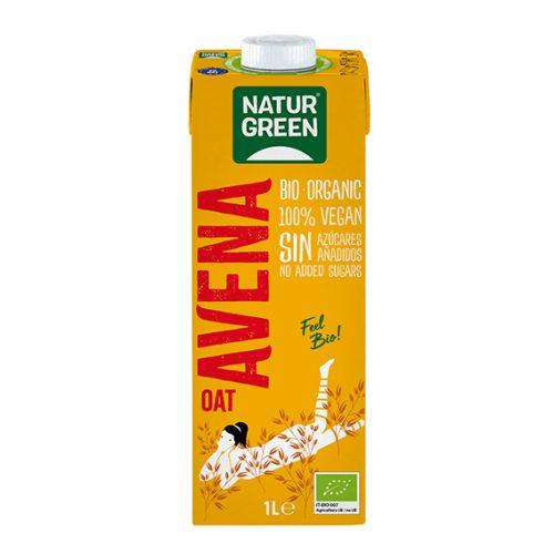Naturgreen Bebida Avena Calcio Bio 1 lt