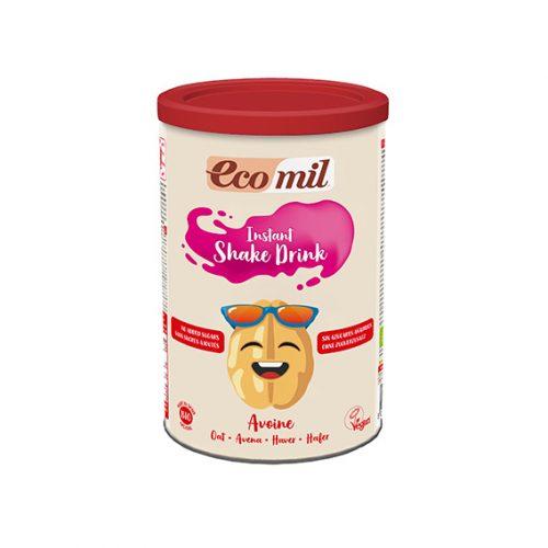 Ecomil Bebida Avena Nature Bio en Polvo 400 gr (Sin azucares añadidos)