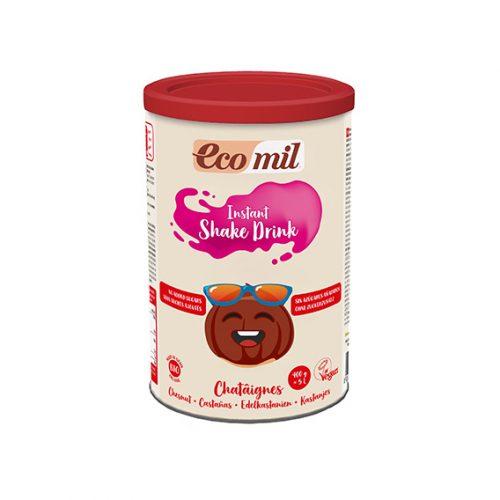 Ecomil Bebida Castaña Bio en Polvo 400 gr