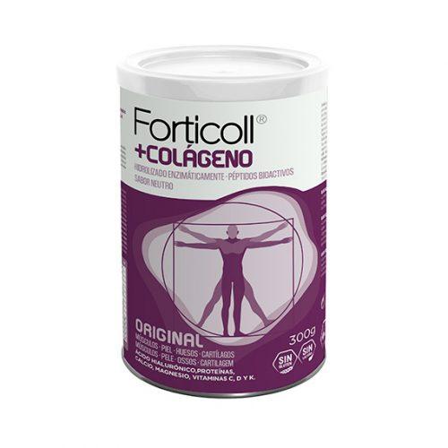 Colágeno (Fortigel) Péptidos Bioactivos 300 gr (Almond)