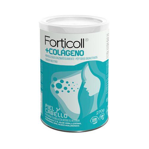 Colágeno Piel y Cabello BioActivo (Forticoll) 270 gr (Almond)