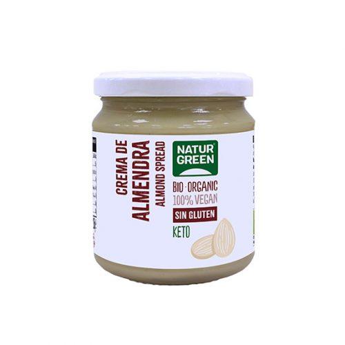 Naturgreen Crema Almendra Bio 250Gr