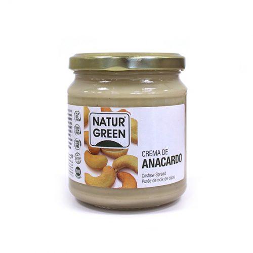 Naturgreen Crema Anacardo Bio 250 gr