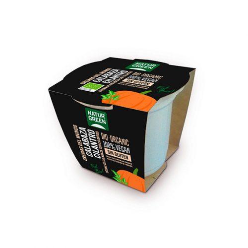 Naturgreen Crema Calabaza Cilantro Bio 310 gr