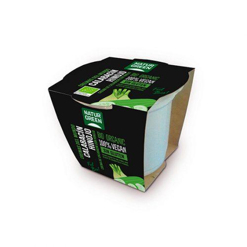 Naturgreen Crema Calabacin Hinojo Bio 310 gr
