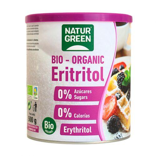 Naturgreen Eritritol (Edulcorante) Bio 500 gr