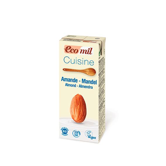 Ecomil Nata de Almendra Bio 200 ml