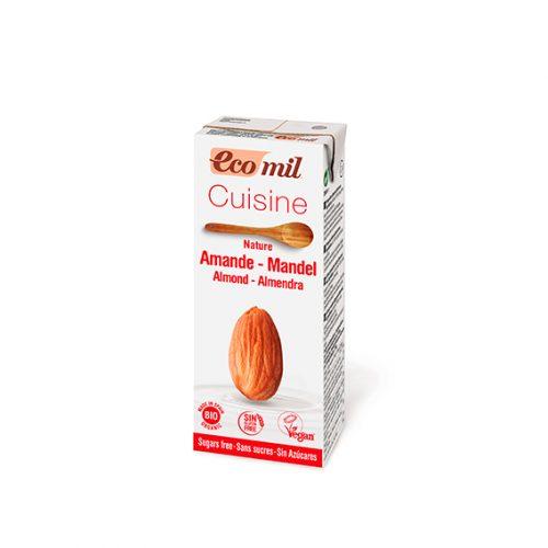 Ecomil Nata de Almendra Nature Bio 200 ml