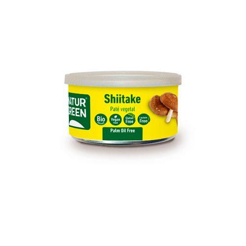 Naturgreen Paté Shiitake Bio 125 gr