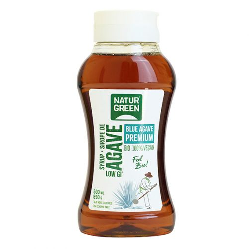 Naturgreen Sirope de Ágave Bio 500 ml
