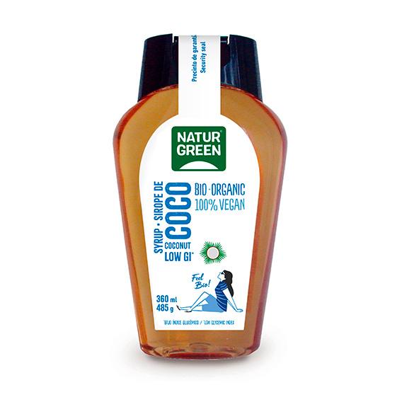 Naturgreen Sirope de Coco Bio 360 ml