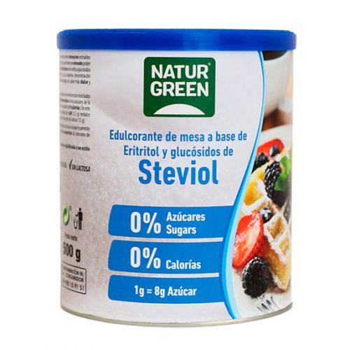 Naturgreen Steviol en Polvo 500 gr
