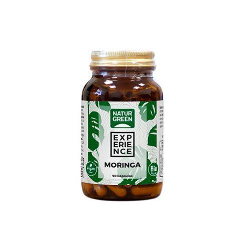 Experience Super-Alimentos Moringa 90 caps. Bio