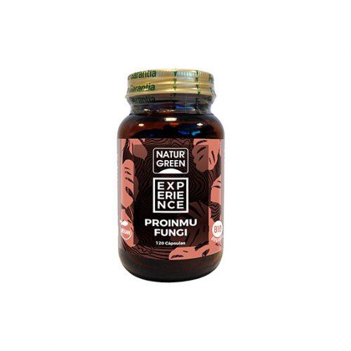 Experience Super Alimentos Proinmu Fungi 120 Caps. Bio