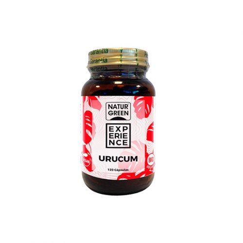 Experience Super-Alimentos Urucum 120 caps. Bio