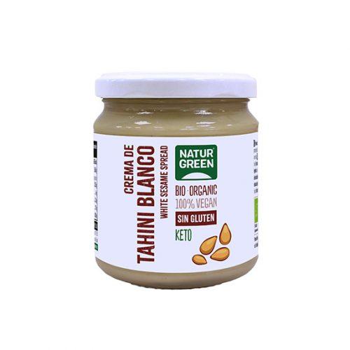 Naturgreen Tahín Blanco Bote Bio 300 gr