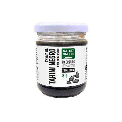 Naturgreen Tahín Negro Bote Bio 180 gr