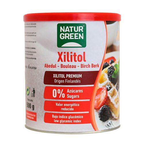 Naturgreen Azúcar de Abedul (Xilitol) 500 gr