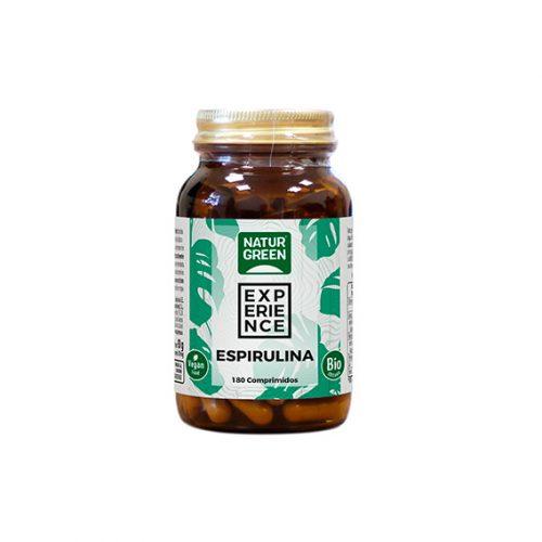 Experience Espirulina Bio 180 Comprimidos