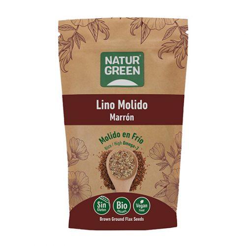 Naturgreen Lino Marrón Molido Bio 225 gr