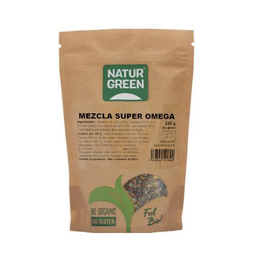 Naturgreen Mezcla Super Omega Bio 225 gr.