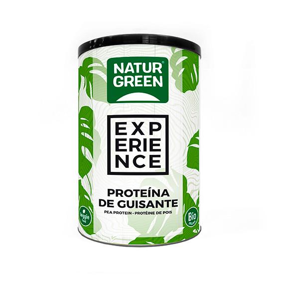 Experience Proteina de Guisantes Bio 500 gr