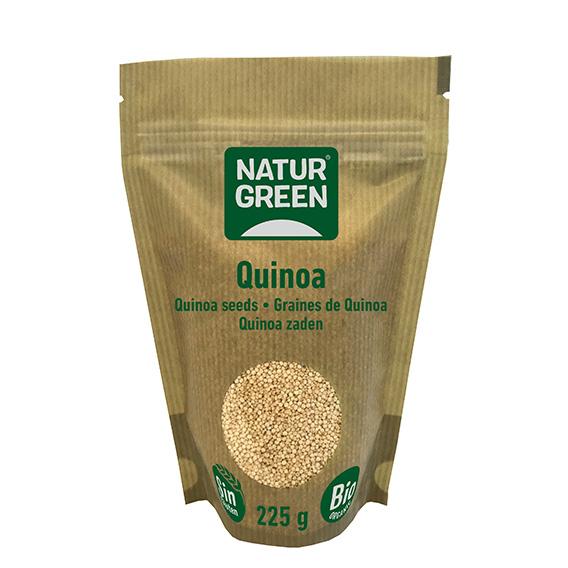 Naturgreen Quinoa 225 gr.Bio Sin Gluten