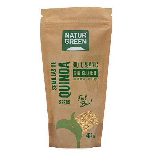Naturgreen Quinoa 450 gr.Bio Sin Gluten