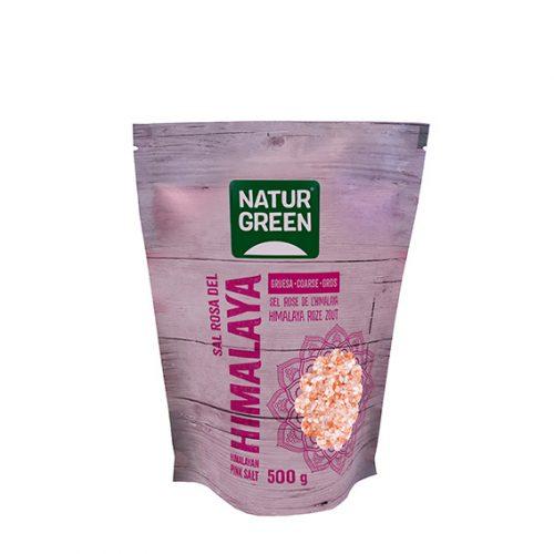 Naturgreen Sal Himalaya Gruesa (Rosa) 500 gr.