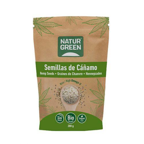 Naturgreen Semillas Cañamo Bio 200 gr