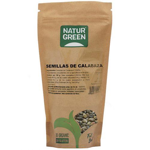 Naturgreen Semilla de Calabaza Bio 450 gr