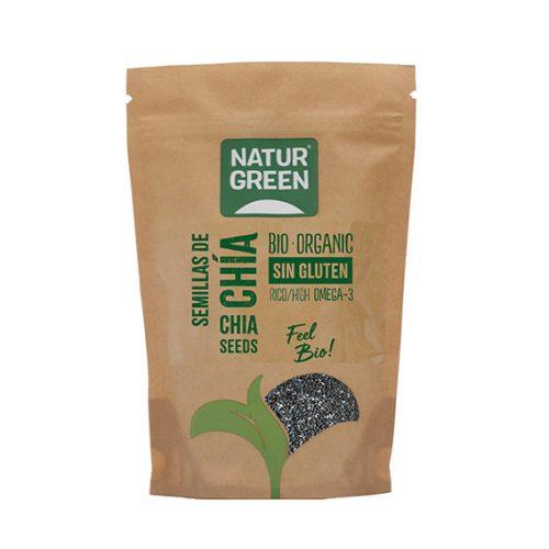 Naturgreen Semillas de Chia Bio 250 gr