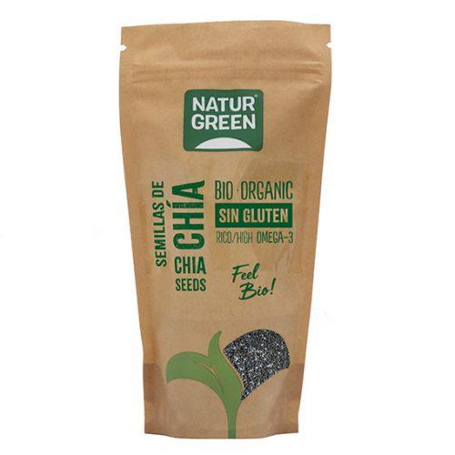 Naturgreen Semillas de Chia Bio 500 gr.