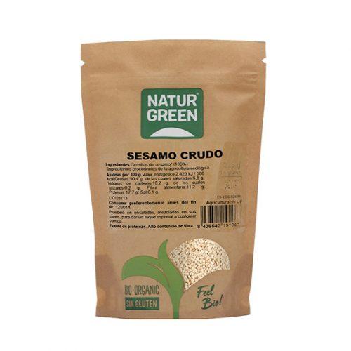 Naturgreen Sesamo Crudo Bio 225 gr