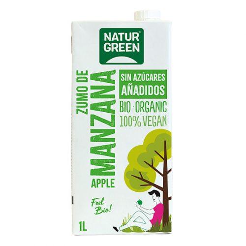 Naturgreen Zumo de Manzana Bio 1 lt