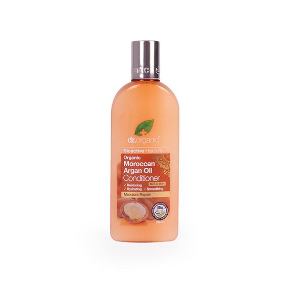 Acondicionador de Aceite de Argan Organico 265 ml.