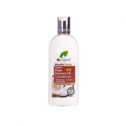 Acondicionador de Aceite de Coco Virgen Organica 265 ml.