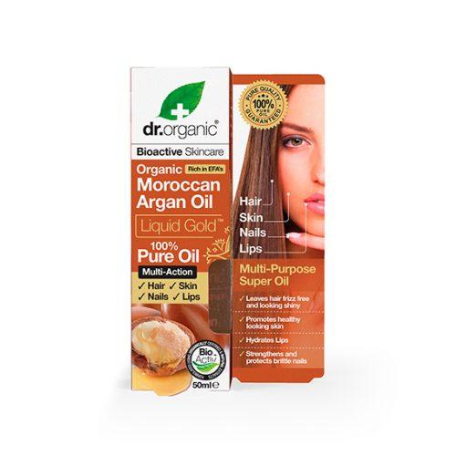 Aceite de Argan Organico Puro 50 ml.