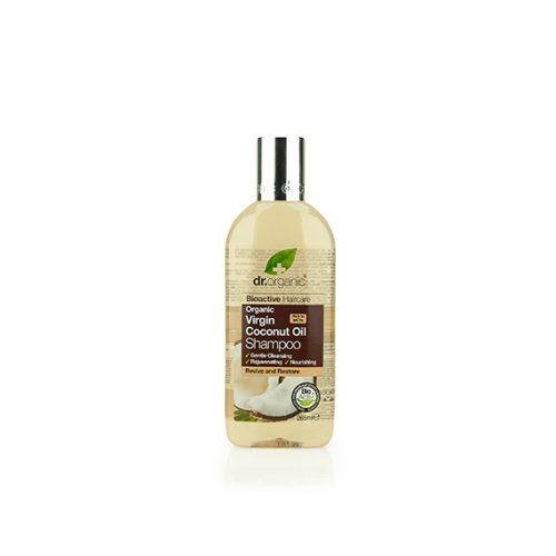 Champu de Aceite de Coco Virgen Organica 265 ml.